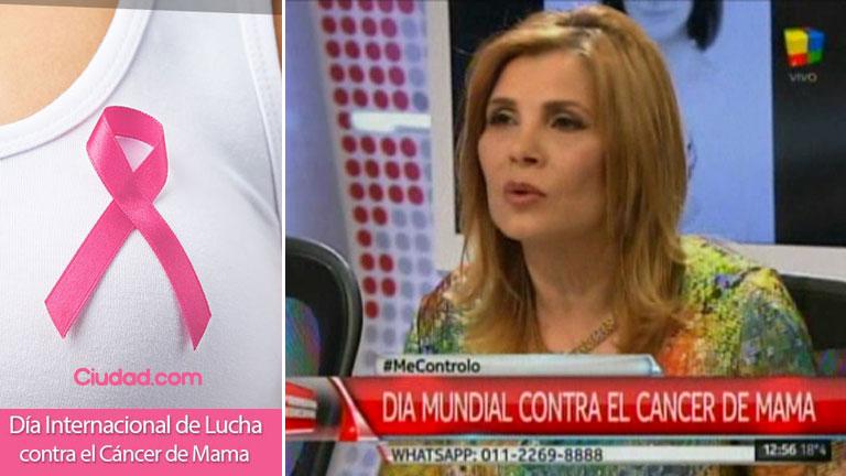 El fuerte testimonio de Liliana Caruso sobre su lucha contra el cáncer de mama: