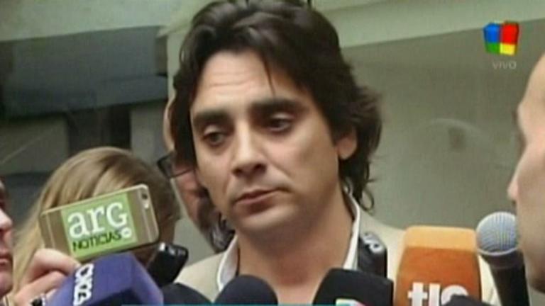 Guillermo Pelozatto, abogado de Alé: