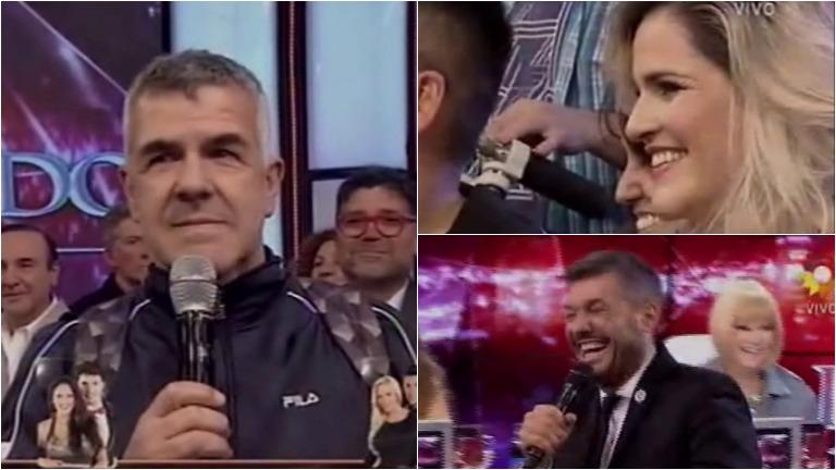 La reacción de Dady Brieva cuando se enteró que su mujer quería bailar en ShowMatch
