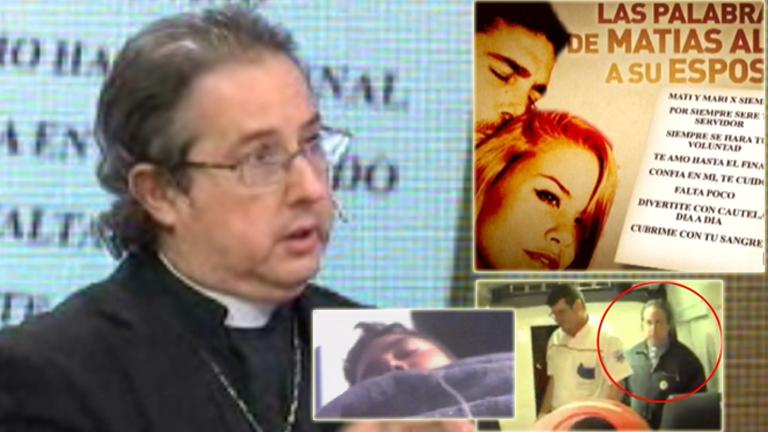 El padre Acuña y un sorprendente relato del brote místico de Matías Alé: