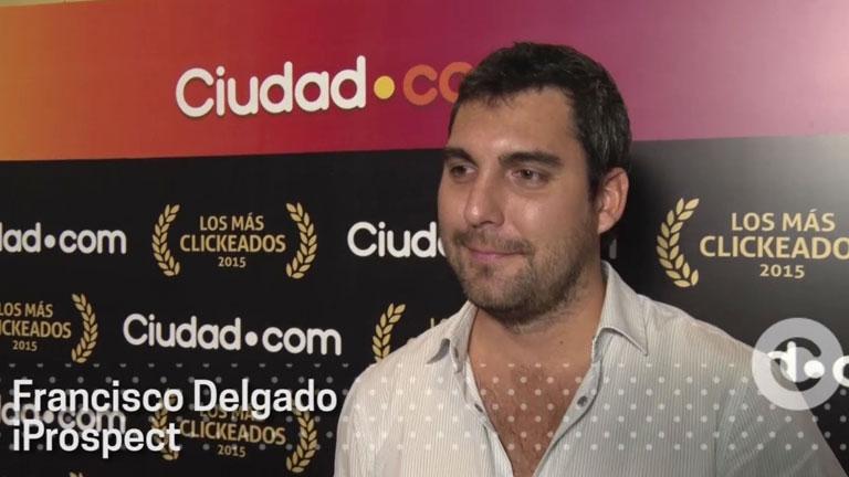 """Francisco Delgado en #LosMasClickeados2015: """"Estamos cerrando el año de la mejor manera"""""""