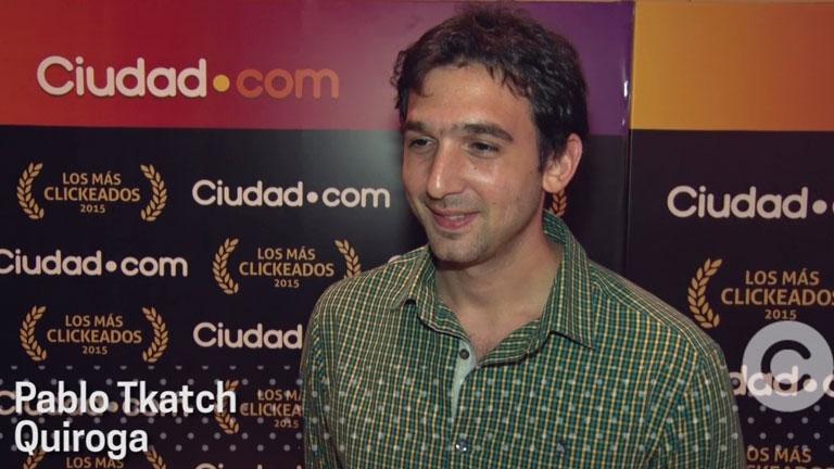 """Pablo Tkatch en #LosMasClickeados2015: """"Hace dos años estamos en crecimiento constante"""""""