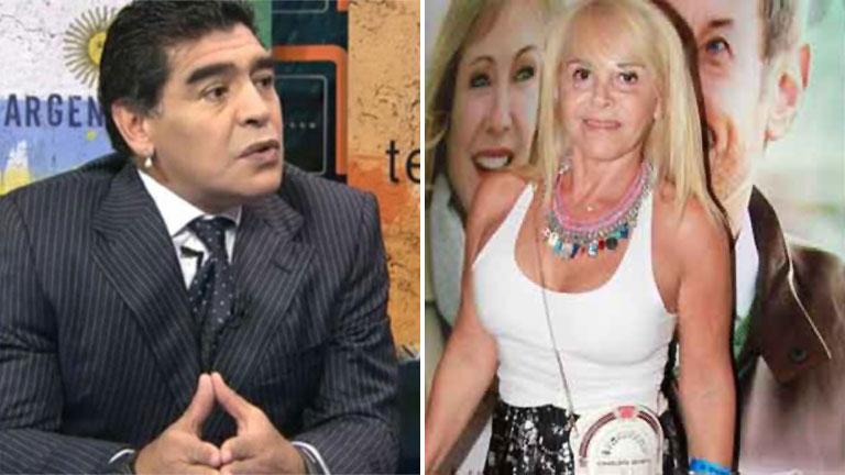Villafañe y su conversación con Maradona: