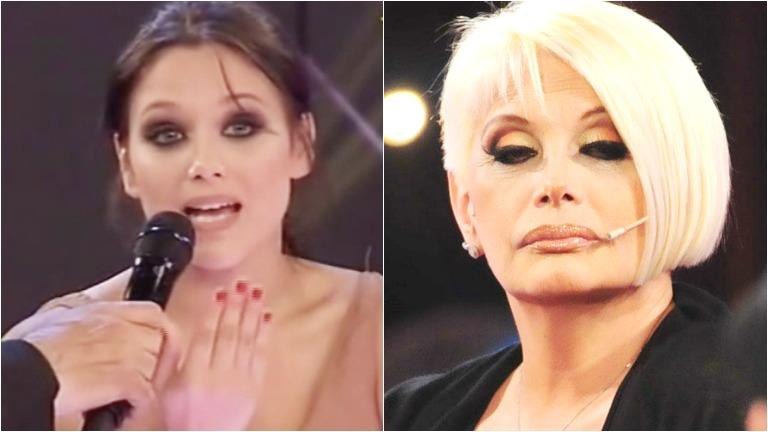 El picante comentario de Barbie Vélez para Carmen Barbieri en ShowMatch
