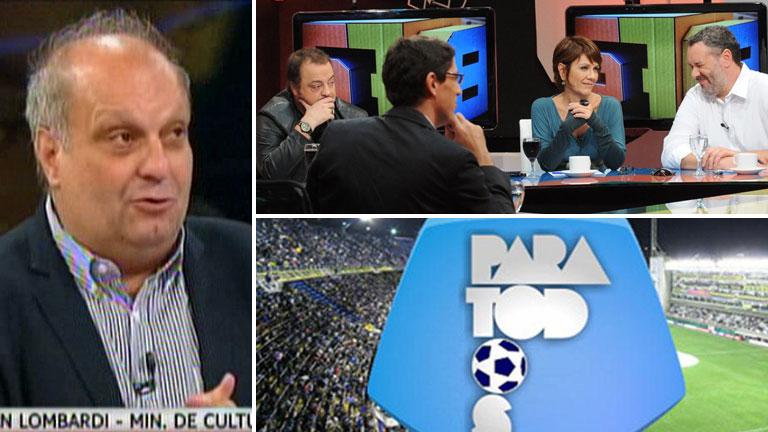 Qué pasará con Fútbol para todos y 678 en la presidencia de Mauricio Macri