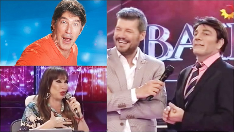 Fredy Villarreal no convenció en ShowMatch con su K-Pop