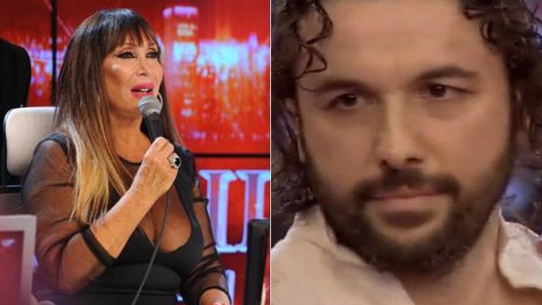 Moria Casán y sus contundentes frases a Ergün, tras ser eliminado de Bailando 2015: