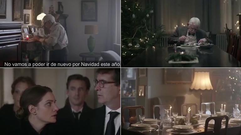 Mirá el video con la publicidad alemana protagonizada por un abuelo que se hizo viral y seguro te va a emocionar