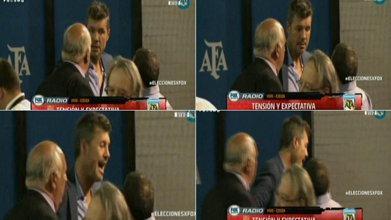 La reacción de Marcelo Tinelli cuando le dijeron que se repetía la votación en la AFA