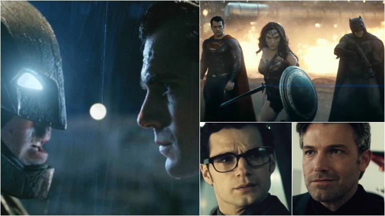 El segundo trailer de Batman vs Superman: El Origen de la Justicia