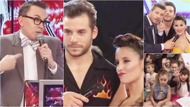 Lourdes Sánchez presentó tema en inglés en ShowMatch pero recibió un palo de Polino