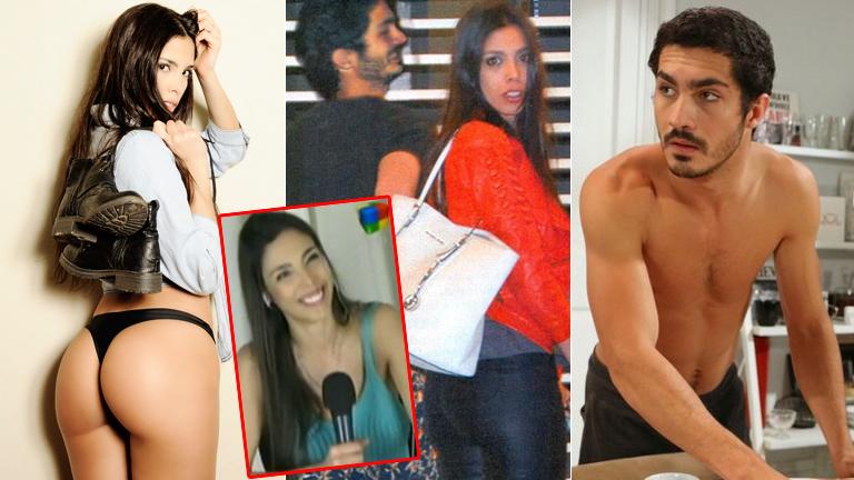 Maypi Delgado y su relación con el Chino Darín: