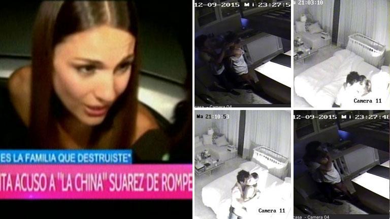 Pampita reveló el motivo oculto por el que publicó las fotos íntimas junto a Vicuña: ¡mirá qué dijo!