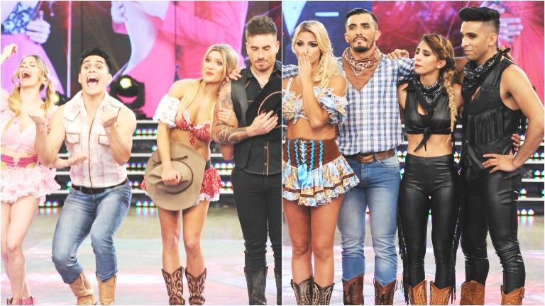 ¡Ya están los cuatro semifinalistas de ShowMatch! Gisela Bernal, Fede Bal, Ailén Bechara y Cinthia Fernández se jugarán todo para consagrarse campeones
