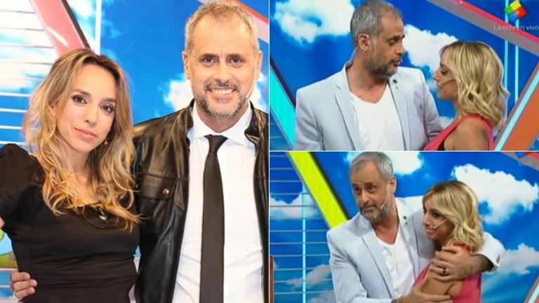 Tamara Pettinato se fue de Intrusos para hacer teatro: la despedida con Rial