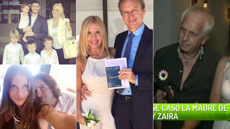 Andrés Nara se enteró del casamiento de su exmujer por WhatsApp: