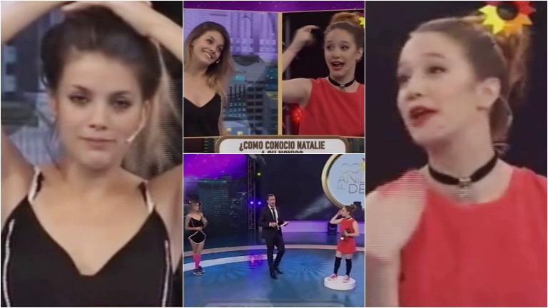 La divertida pelea entre Natalie Pérez y Ángela Torres en Como anillo al dedo