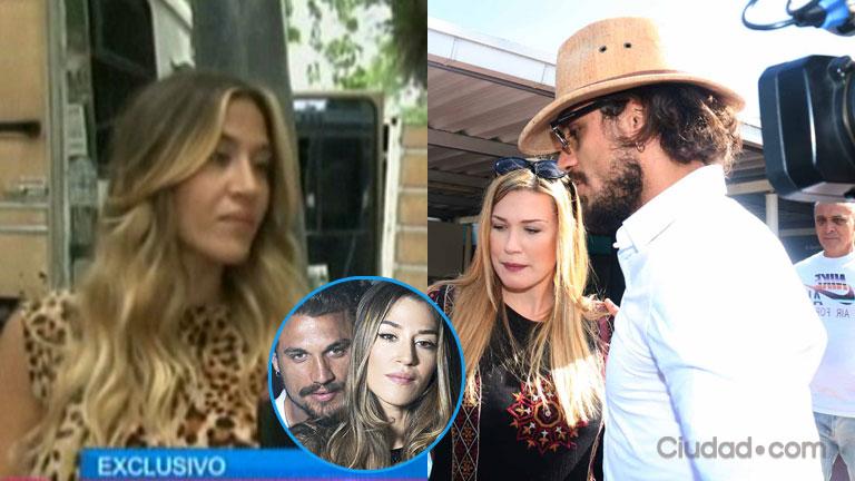 Jimena Barón habló de la relación de Daniel Osvaldo y su nueva novia