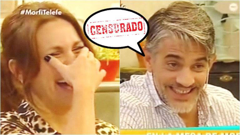 El sincero piropo de Pablo Echarri a Nancy Dupláa