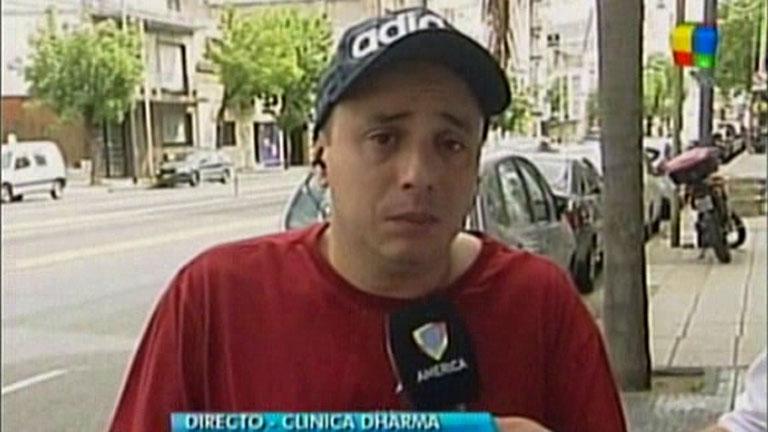 El Dipy contó en vivo cómo rescató a Mariana Diarco del suicidio