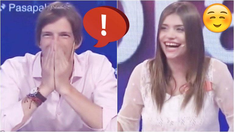 La pregunta de Iván de Pineda que sonrojó a Eva De Dominici