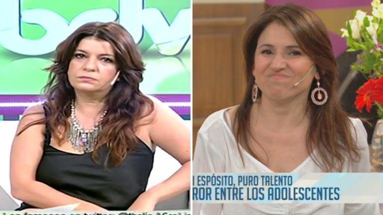 El video del descargo de Andrea Taboada tras la cachetada que recibió de Fernanda Iglesias: