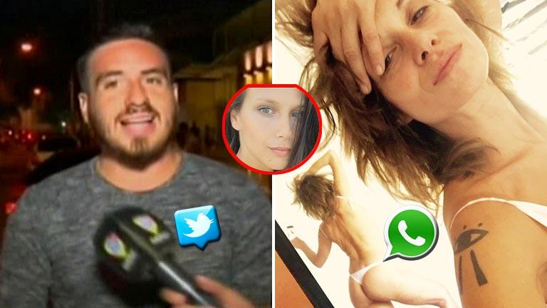 Fed Bal habló de su relación con Érica García con una confusa aclaración