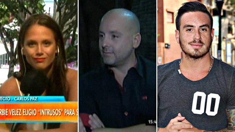 Barbie Vélez reveló que tuvo una charla con José María Muscar antes de la noche de la polémica