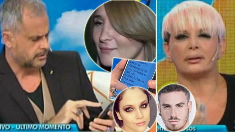 Los escandalosos mensajes de la tía de Barbie Vélez sobre Fede Bal: Carmen Barbieri furiosa reveló una versión oculta