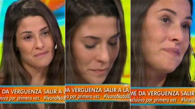 La angustia de Ivana Nadal al hablar de sus fotos hot: