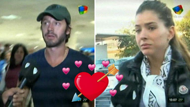 Benjamín Vicuña habló de su romance con China Suárez:
