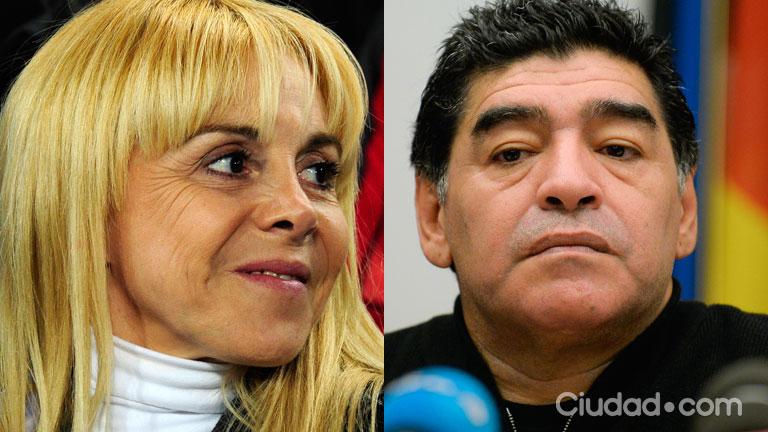 Claudia Villafañe fue sobreseída por la Justicia