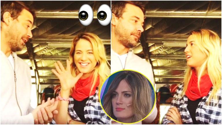 El divertido video de Pedro Alfonso y Flor Vigna antes de su debut en ShowMatch
