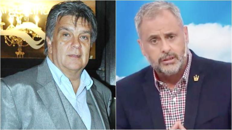 Ventura criticó a Jorge Rial por publicar la lista de los ganadores del Martín Fierro 2016