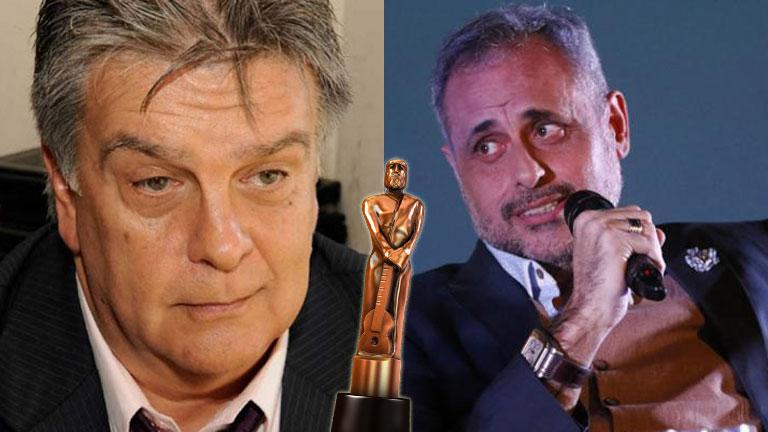 Luis Ventura habló de Jorge Rial y la filtración de los ganadores a los Martín Fierro