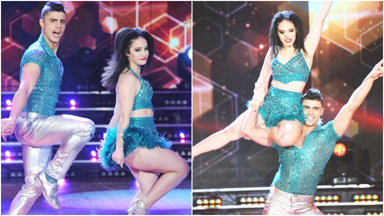 La increíble performance Ángela Torres en ShowMatch