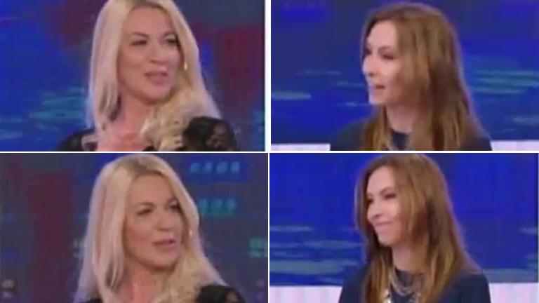 La pregunta animal de Analía Franchin a Carolina Nuin sobre su relación con Fabián Doman