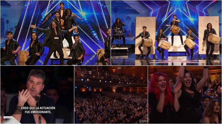 El grupo de Malambo que la rompió en America's Got Talent