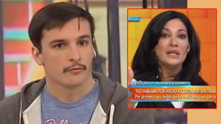 Amestoy negó haber sido violento con Silvina Escudero y aseguró:
