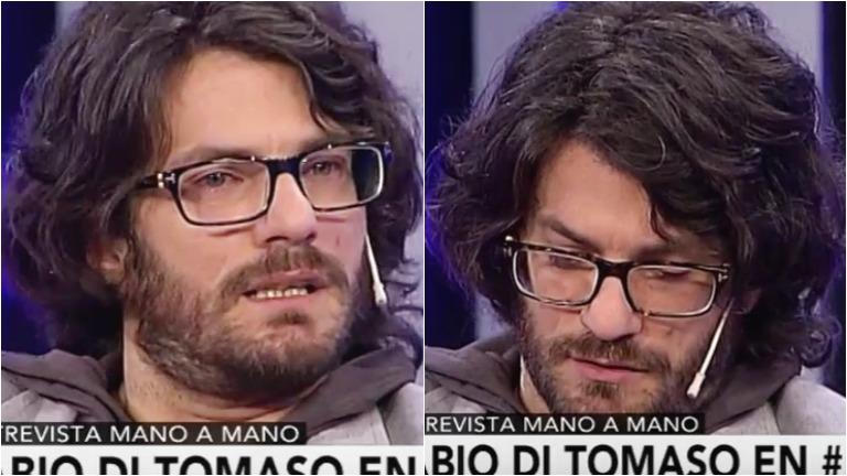 La dura confesión de Fabio Di Tomaso: