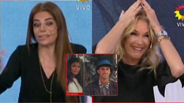 Zulemita Menem y una revelación íntima sobre su noviazgo con Diego Latorre