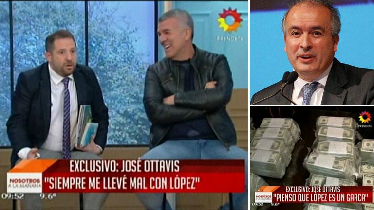 La picante chicanita en vivo de Dady Brieva a José Ottavis
