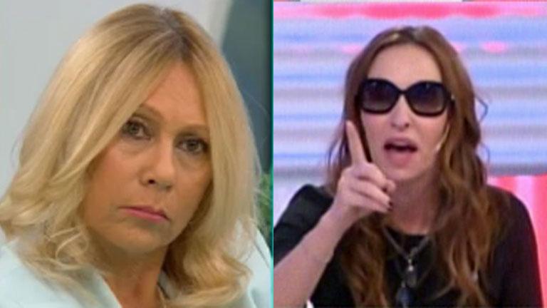Escandalosa pelea al aire entre Ana Rosenfeld y Analía Franchín