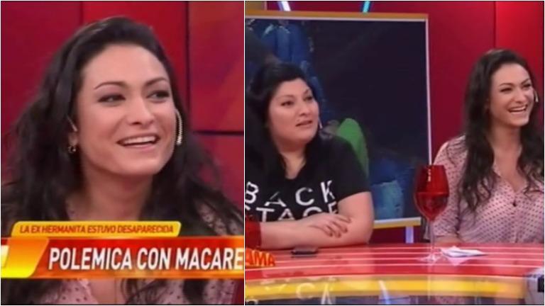Macarena de Gran Hermano 2016 contó en Infama cómo es su pareja abierta con su novia