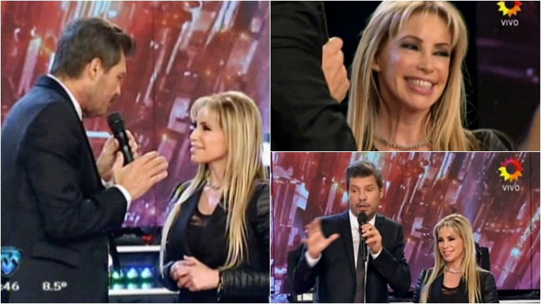 Fernanda Herrera, la abogada hot visitó ShowMatch