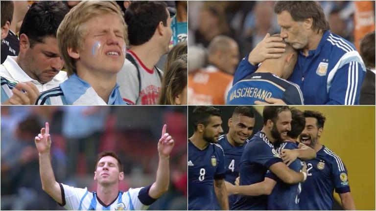 La emotiva promo de TyC Sports sobre la final de la Copa América