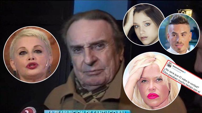 La sincera explicación de Santiago Bal sobre su relación con Carmen Barbieri