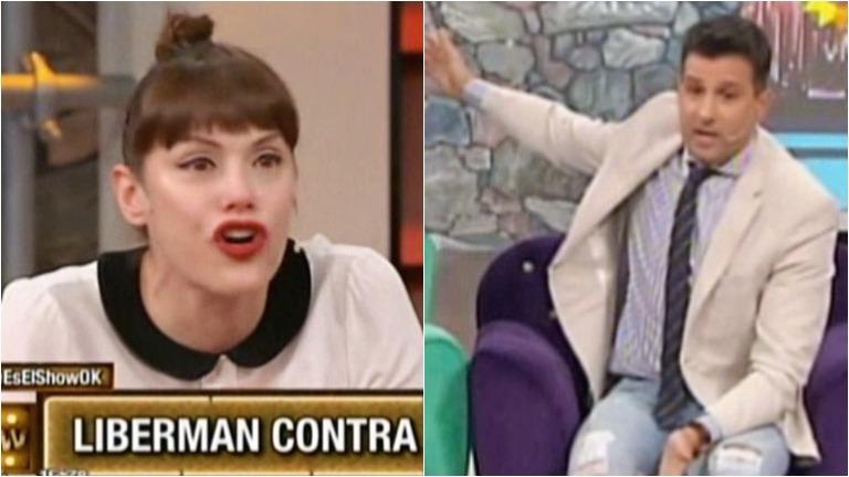 La fuerte pelea de Connie Ansaldi con José María Listorti en Este es el show
