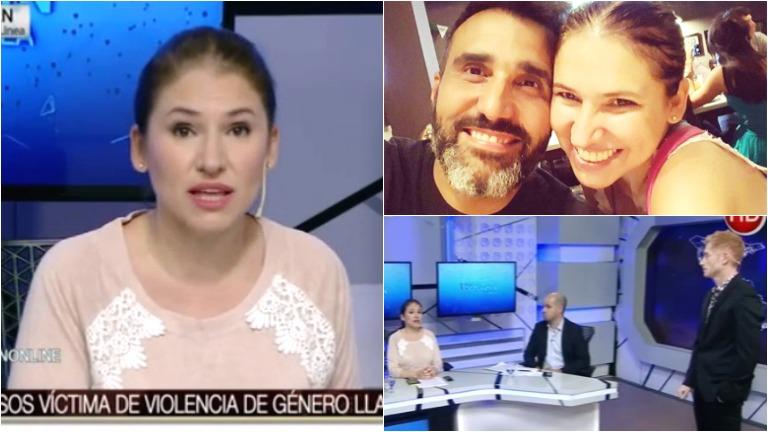 Fernanda Iglesias, sobre la denuncia a su marido por violencia de género