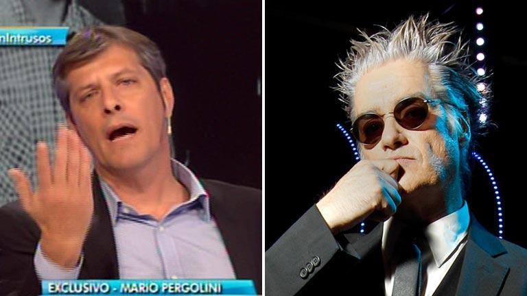 La drástica respuesta de Mario Pergolini a Roberto Pettinato
